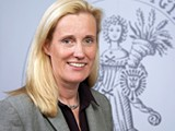 Vicepresident Prof. Dr. Karin Schwarz